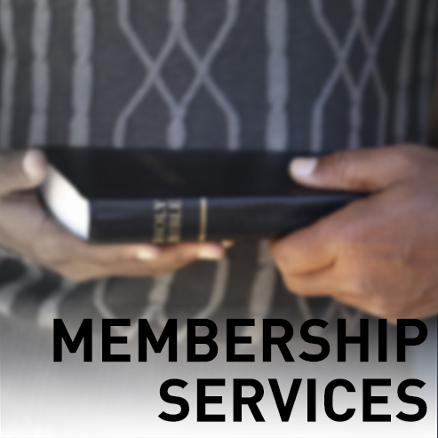 Manager, Membership Services